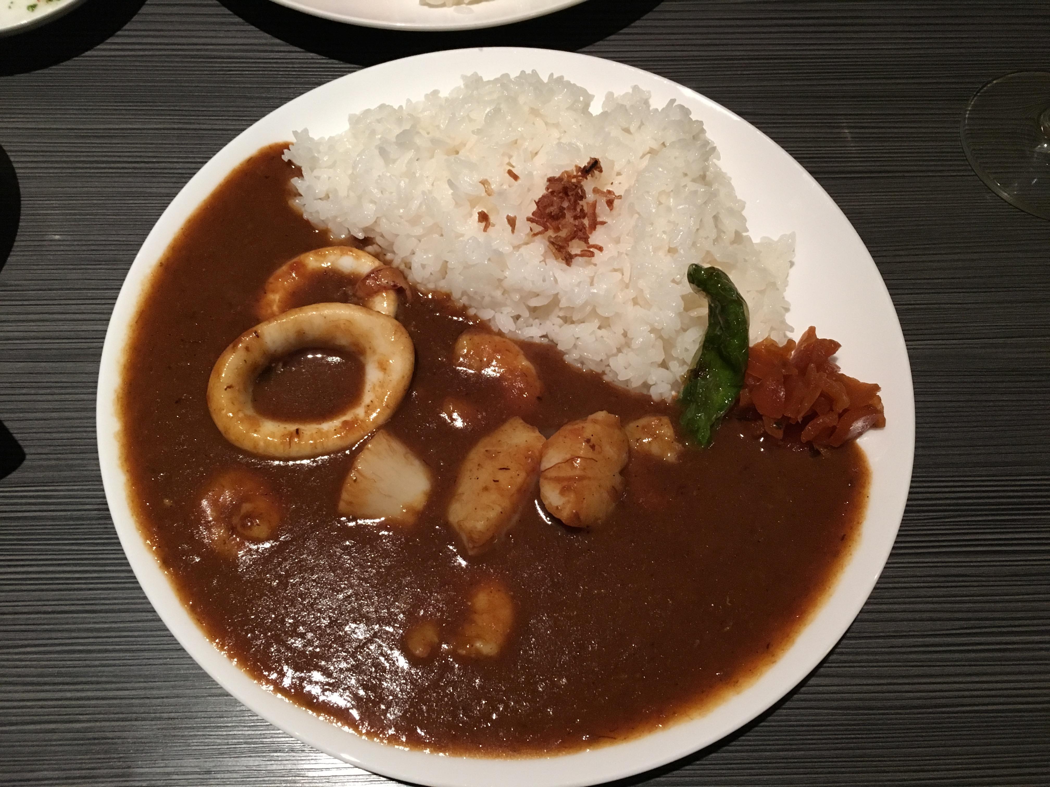 Naoshima curry