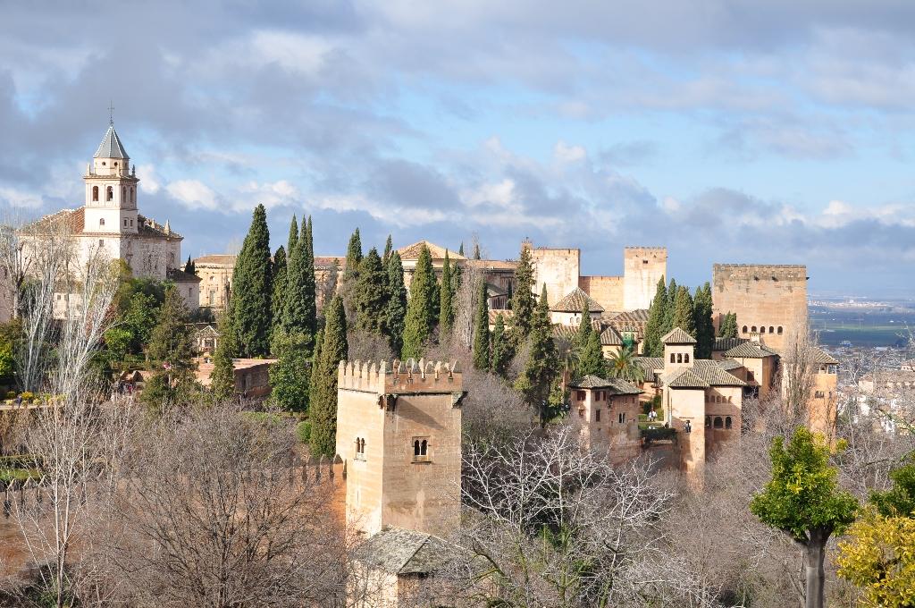 Dag 4: Bezoek Alhambra en Granada