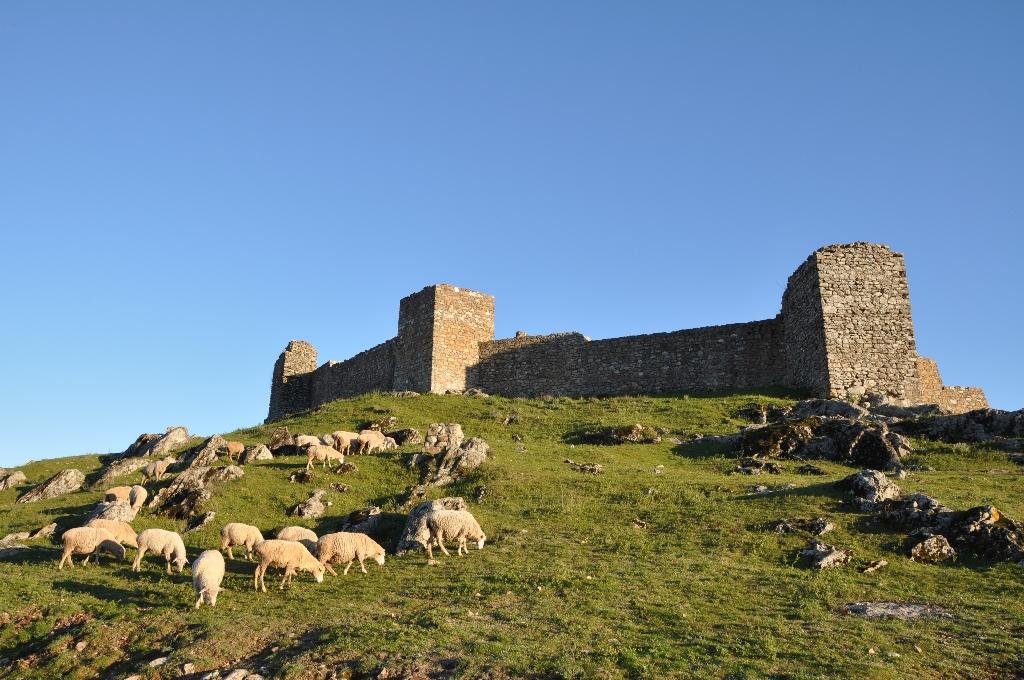 Dag 8: De grot en het fort van Aracena