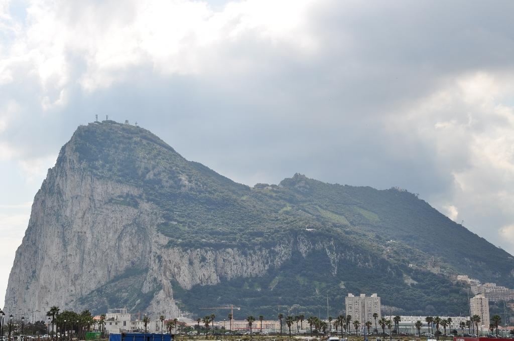 Dag 16: Langs Gibraltar naar Ronda