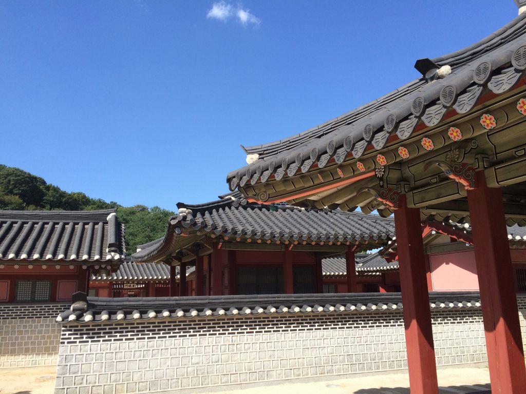 Hwaseong Haenggung Fort