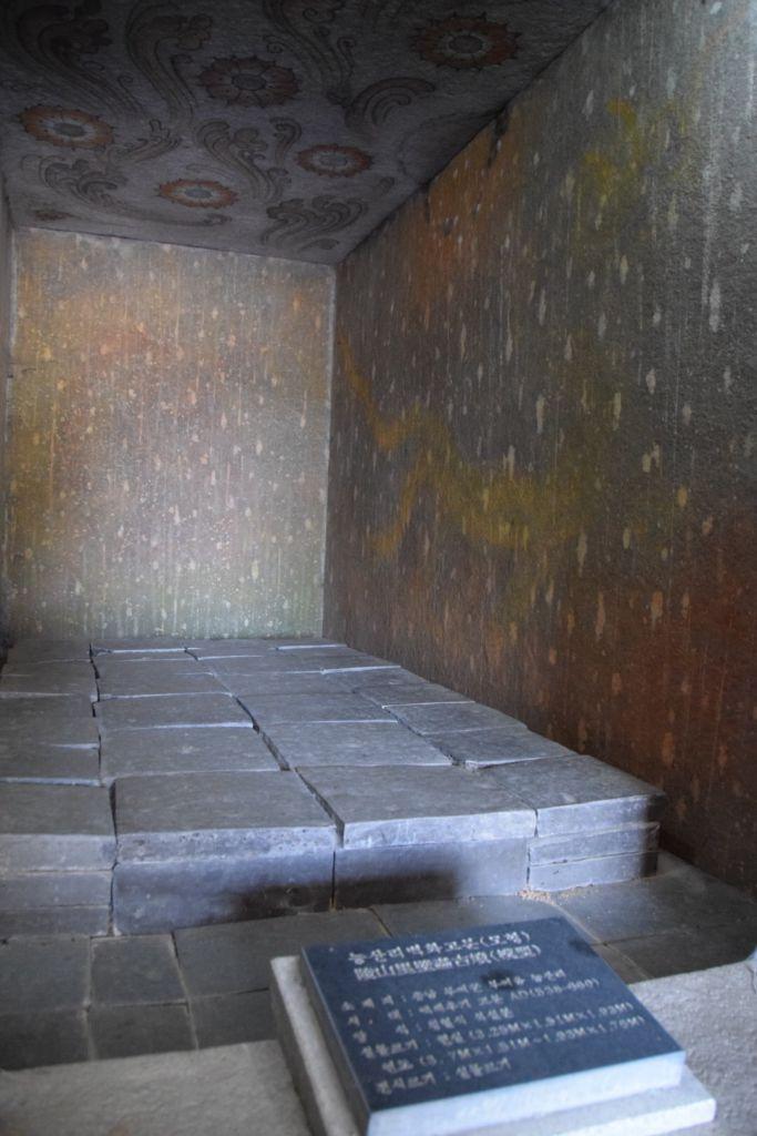 de Koninklijke Graven van Neungsan-ri