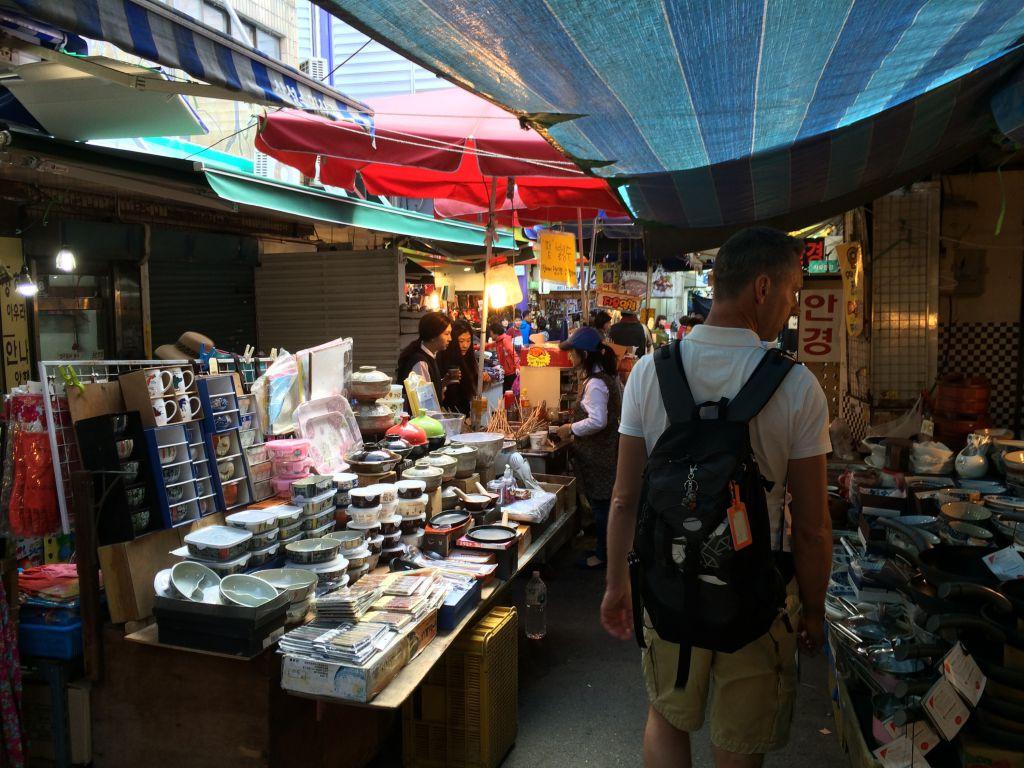 Gukje Traditional Market