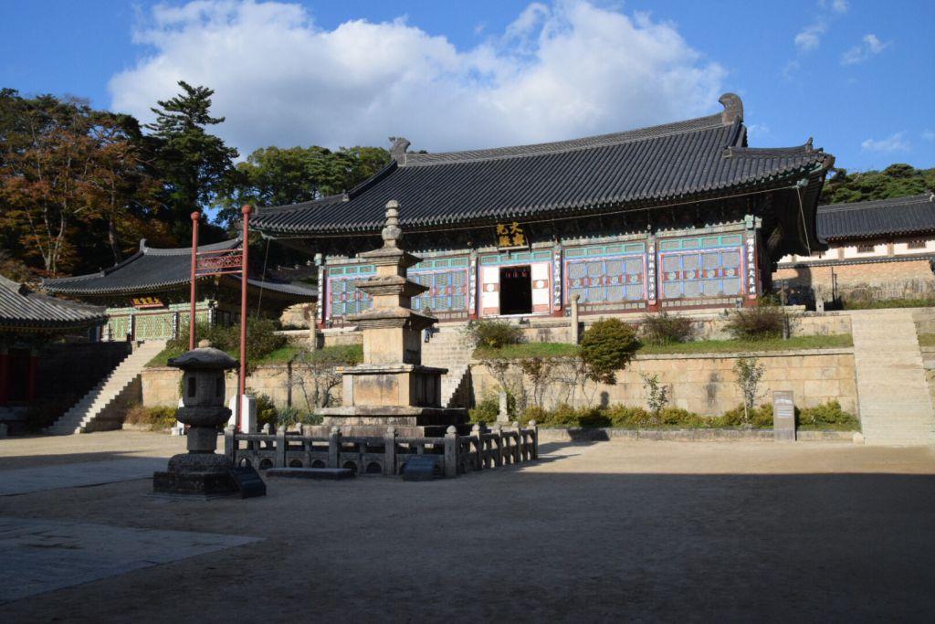 Haeinsa Temple Janggyeong Panjeon
