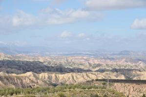 Landschap Andalusië