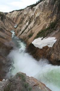 Lower Falls, Yellowstone