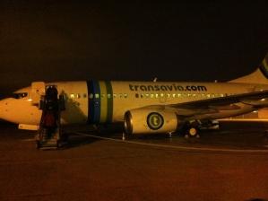 Met Transavia naar Malaga