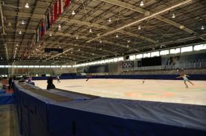 Salt Lake City Olympic Oval