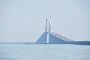 Skyway Bridge - St. Petersburg