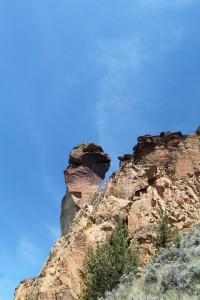 Smith Rock - Monkey Face
