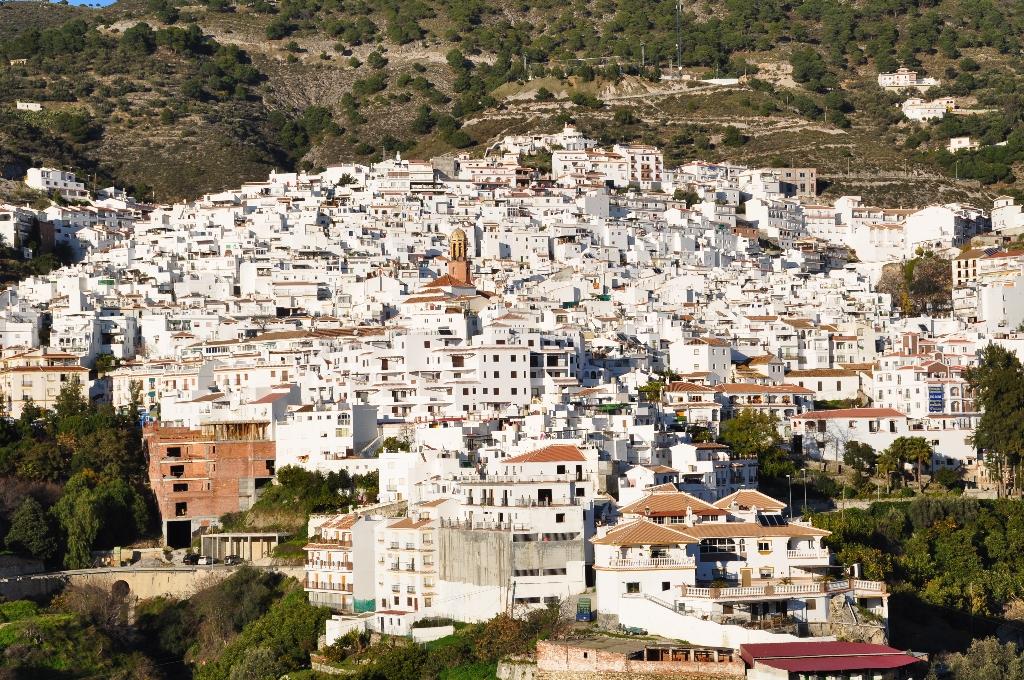 Dag 2: Bergwandeling in Andalusie